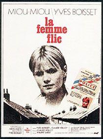 Film La Femme Flic Avec La Participation De Philippe Caubère.
