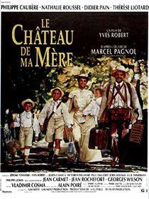 Film Le Château De Ma Mère Avec La Participation De Philippe Caubère.