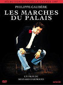 DVD Du Spectacle Les Marches Du Palais par Philippe Caubère, distribué par Malavida.