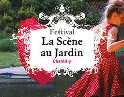 Les Lettres de Mon Moulin mises en scène et jouées par Philippe Caubère au Fesrtival La Scène au jardin de Chantilly